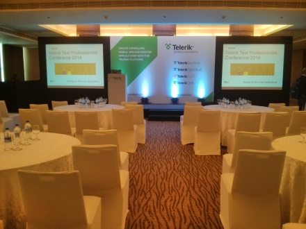 Telerik Test Professionals Conference