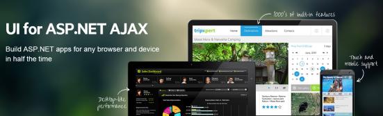 UI for ASP.NET AJAX