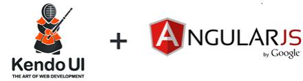 Kendo UI + Angular JS Integration