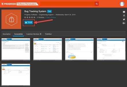 Rollbase Application Details
