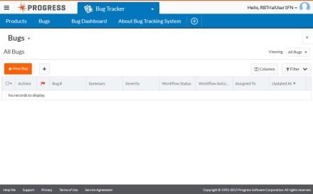 Bug Tracker Application