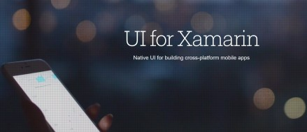UI for Xamarin