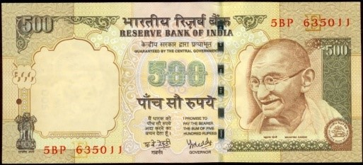 500currencynote